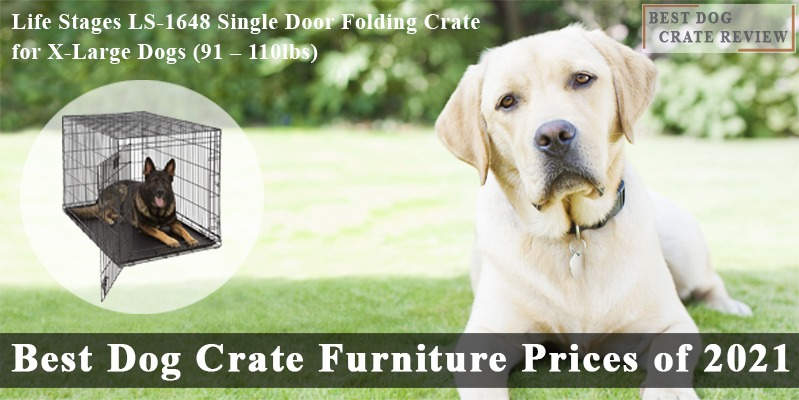 Best-Dog-Crate Review-Best-Dog- Crate-Furniture- Prices-of-2021